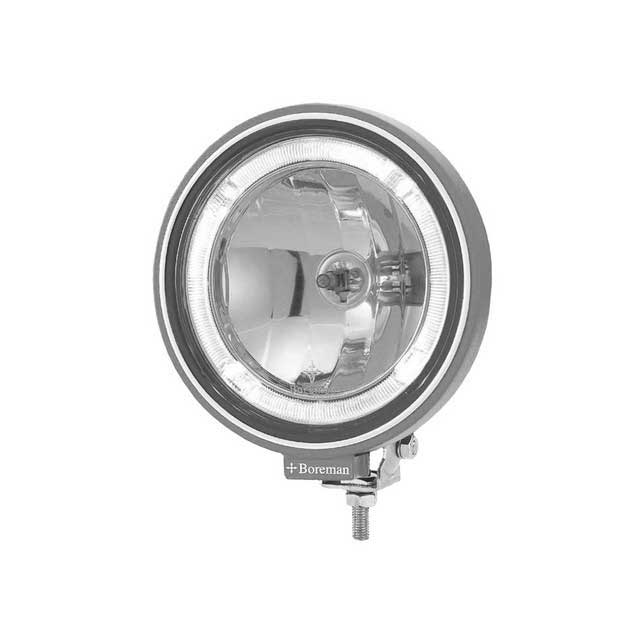 CLEAR LENS DRIVING LAMP