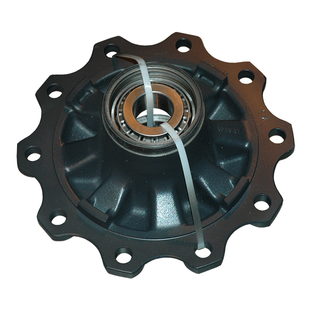 HUB ASSEMBLY TO SUIT BPW ECO-MAXX - O.E REF - 0980106050