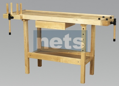 Woodworking Bench 1.52mtr