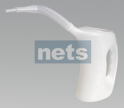 Measuring Jug with Flexible Spout 5ltr