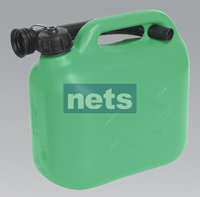 Fuel Can 5ltr - Green