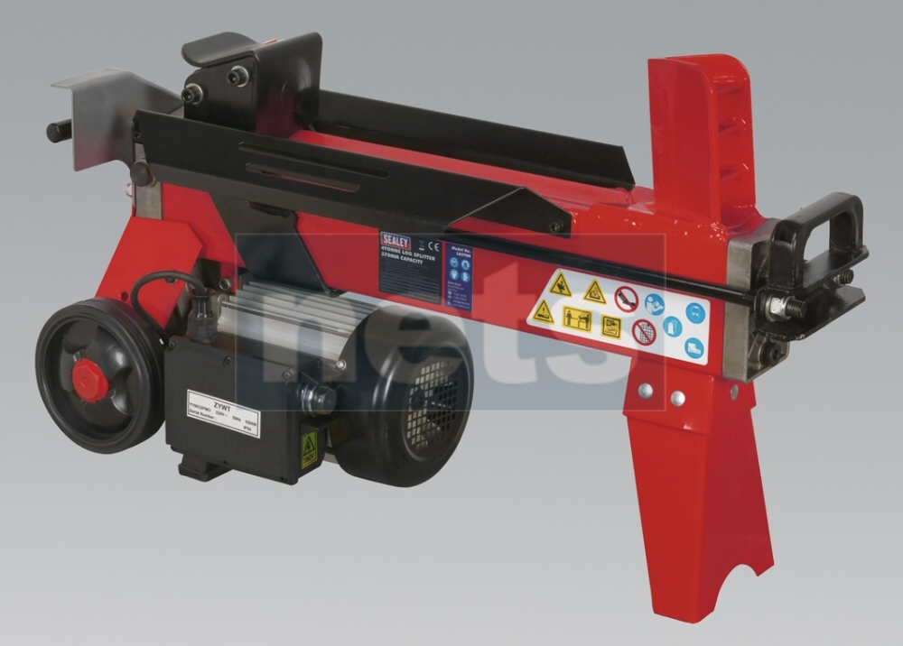 Horizontal Log Splitter 4tonne 370mm Capacity