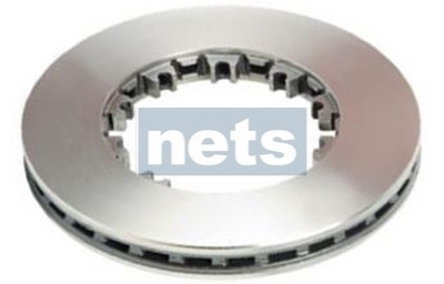 REPLACEMENT BRAKE DISC WITH FITTING KIT